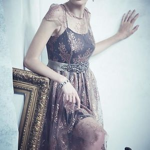 Anthropologie Moulinette Souers Honeyed Dress